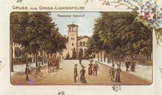 Lichterfelde West - Historic View