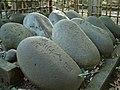 Lifting Stones (力石) in Setagaya Hachiman Shrine (世田谷八幡宮) - panoramio.jpg