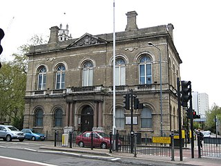 Limehouse Town Hall former town hall in Limehouse, London