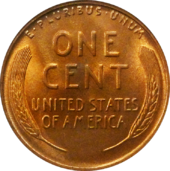 A Wheat penny