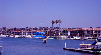 Newport Beach, California - Linda Isle, Newport Beach, California