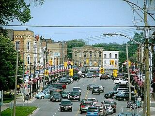 Lindsay, Ontario Place in Ontario, Canada
