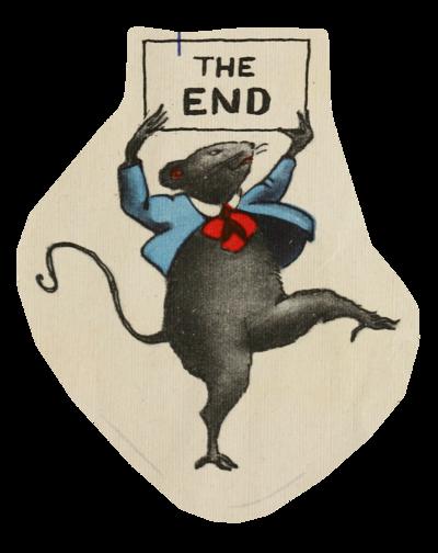 Resultado de imagen para little grey mouse the end