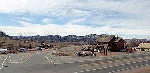 Livermore, Colorado - Livermore in 2014.