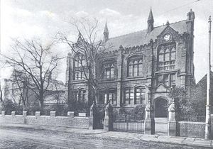 Liverpool College - Upper School at Lodge Lane, Sefton Park