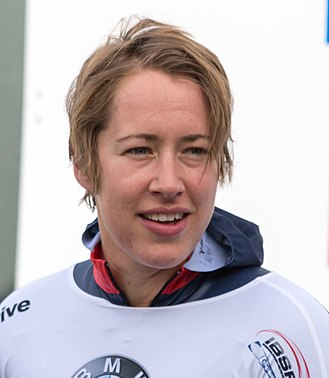 Great Britain at the Olympics - Image: Lizzy Yarnold 2017 Lake Placid WC (1 of 5) (cropped)