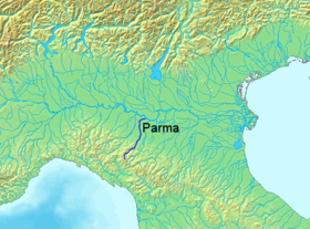 Image illustrative de l'article Parma (rivière)