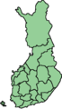 Location of Åland in Finland.png
