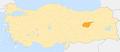 Locator map-Tunceli Province.png