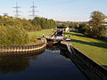 Lock on the Sheffield and South Yorkshire Navigation - geograph.org.uk - 590407.jpg