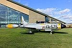 Lockheed F-94C Starfire, 1949 - Evergreen Aviation & Space Museum - McMinnville, Oregon - DSC00433.jpg