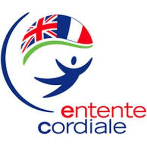 Entente Cordiale Scholarships - logo of the Entente Cordiale Scholarship scheme