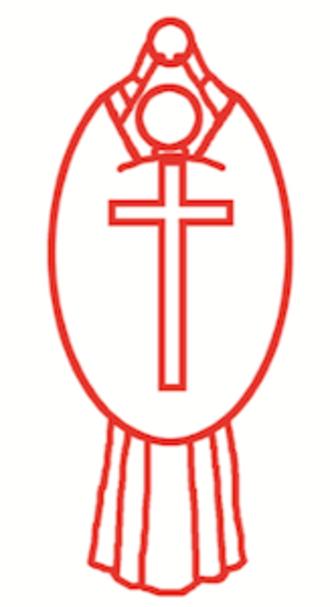 Latin Mass Society of England and Wales - LMS logo