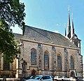 Lommatzsch,Wenzels-Kirche,aus Richtung Marktplatz.jpg
