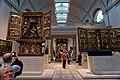 London - Cromwell Gardens - Victoria & Albert Museum 1909 Aston Webb - Europe Rooms- Medieval & Renaissance 1350-1600 VI.jpg