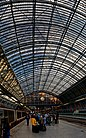 London - St Pancras International Rail - Single Roof Span 1868 by William Henry Barlow & Rowland Mason Ordish - ICE Photocompilation Viewing SSE & Up.jpg