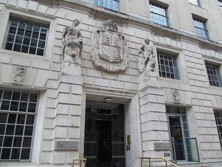 former department of the UK government