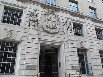 Ministry of Works (United Kingdom) - Headquarters of Ministry, 3 Whitehall Place