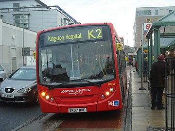 London United route K2.jpg