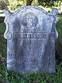 Long (Robert), St. Clair Cemetery, 2015-10-05, 01.jpg