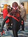 Long Beach Comic Expo 2012 - Ultimate Spider-Man, Miles Morales (7186647072).jpg