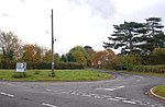 File:Looking south at the junction of B4451 and B4452 east of Harbury - geograph.org.uk - 1548917.jpg