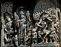 Lord Vishnu and Celestial dancers.jpg