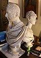Lorenzo bartolini, busti in gesso (accademia) 01.jpg