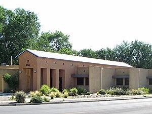 Los Lunas, New Mexico - Los Lunas Public Library