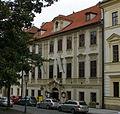 Losenovský palác, dům U labutí, Praha 1, Hradčanské náměstí 11.JPG
