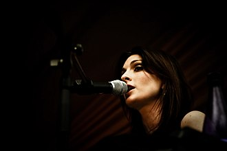 Louise Carver (South African singer) - Image: Louise Carver