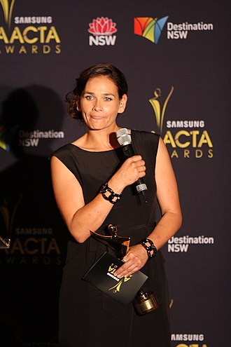 Louise Harris - Harris at the 2011 AACTA Awards, at the Sydney Opera House