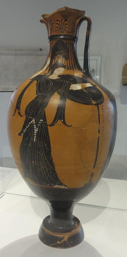 amphore panathénaïque MNB 3223