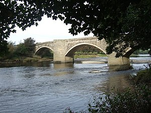 Gressingham - Image: Loyn Bridge geograph.org.uk 981131