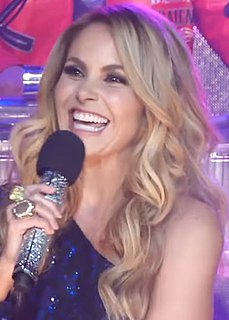 Lucero (entertainer) Mexican singer and actress