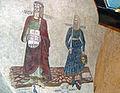 Lucignano frescoes, Tuscany, 2009 - Flickr - PhillipC.jpg