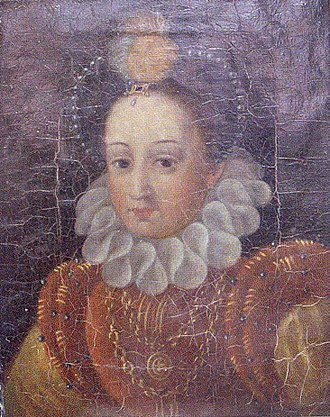 1562 in Sweden - Gyllenhielm as painted by Crommeny in the 1590s