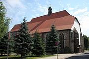 Lwówek Śląski Kościół Franciszkanów.JPG