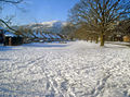Lying snow near Madresfield Road - geograph.org.uk - 1734418.jpg