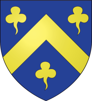 Lynch (surname) - Coat of arms of Lynch