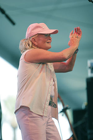 Lynn Anderson discography - Lynn Anderson in concert in 2009.