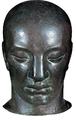 Máscara de hombre, Francisco Durrio.PNG
