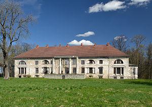 Mäo, Järva County - Mäo Manor
