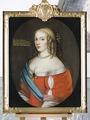 Målning. Porträtt. Elsa Beata Brahe - Skoklosters slott - 87013.tif