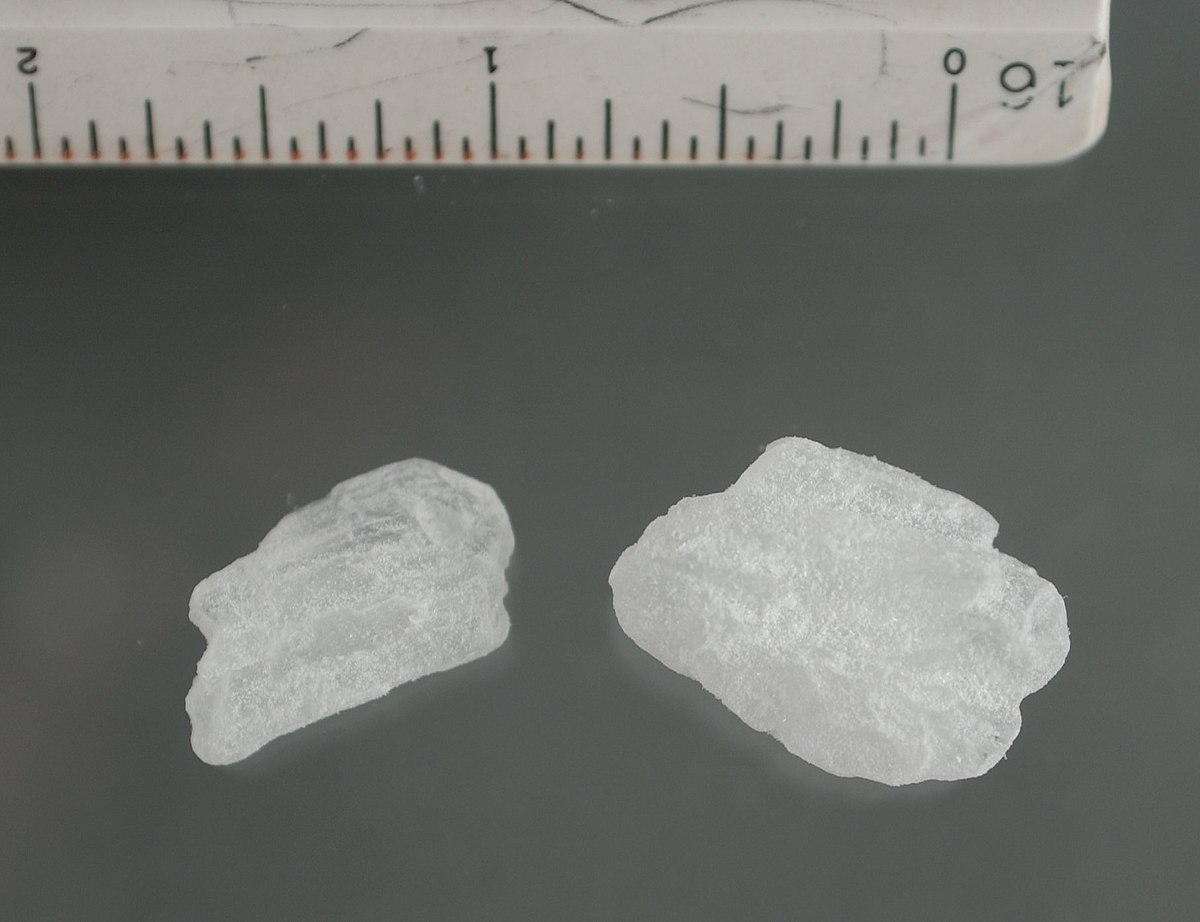 Study Explores Link Between Methamphetamine Use And Risky Sexual Behavior in 2020