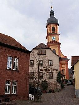 Mönchberg Kirche