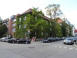 Wilhelmstraße in München