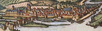 Hann. Münden - Hann. Münden in the 16th century