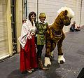 MCM London 2014 - Zelda & Link (14267737132).jpg