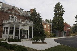 Morris Museum - Image: MM Museum exterior